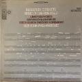 バーンスタインの同時代音楽集/フォス、シュラー、デニソフ  米Columbia M1701 LP レコード
