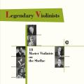 【送料無料】伝説のヴァイオリニスト達〜SP復刻による18人の名曲集 (2LP・日本プレス)