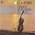 フルニエ&フォンダのチェロソナタ集 英CBS 2731 LP レコード