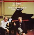 F=ディースカウ&ブレンデルのシューベルト/「白鳥の歌」 仏PHILIPS 2731 LP レコード