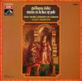 マンロウのデュファイ/ミサ曲「ス・ラ・ファス・エ・パル」 仏EMI(VSM) 2746 LP レコード