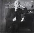 ルービンシュタインのベートーヴェン/ピアノソナタ第18番ほか 独RCA 2737 LP レコード