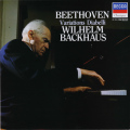 バックハウスのベートーヴェン/ディアベリの主題による33の変奏曲 仏DECCA 2745 LP レコード