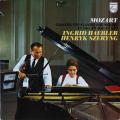 ヘブラー&シェリングのモーツァルト/ヴァイオリンソナタ第24番ほか 蘭PHILIPS 2744 LP レコード