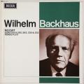 バックハウスのモーツァルト/ピアノソナタ第12番、第10番ほか オリジナル盤 英DECCA 2746 LP レコード