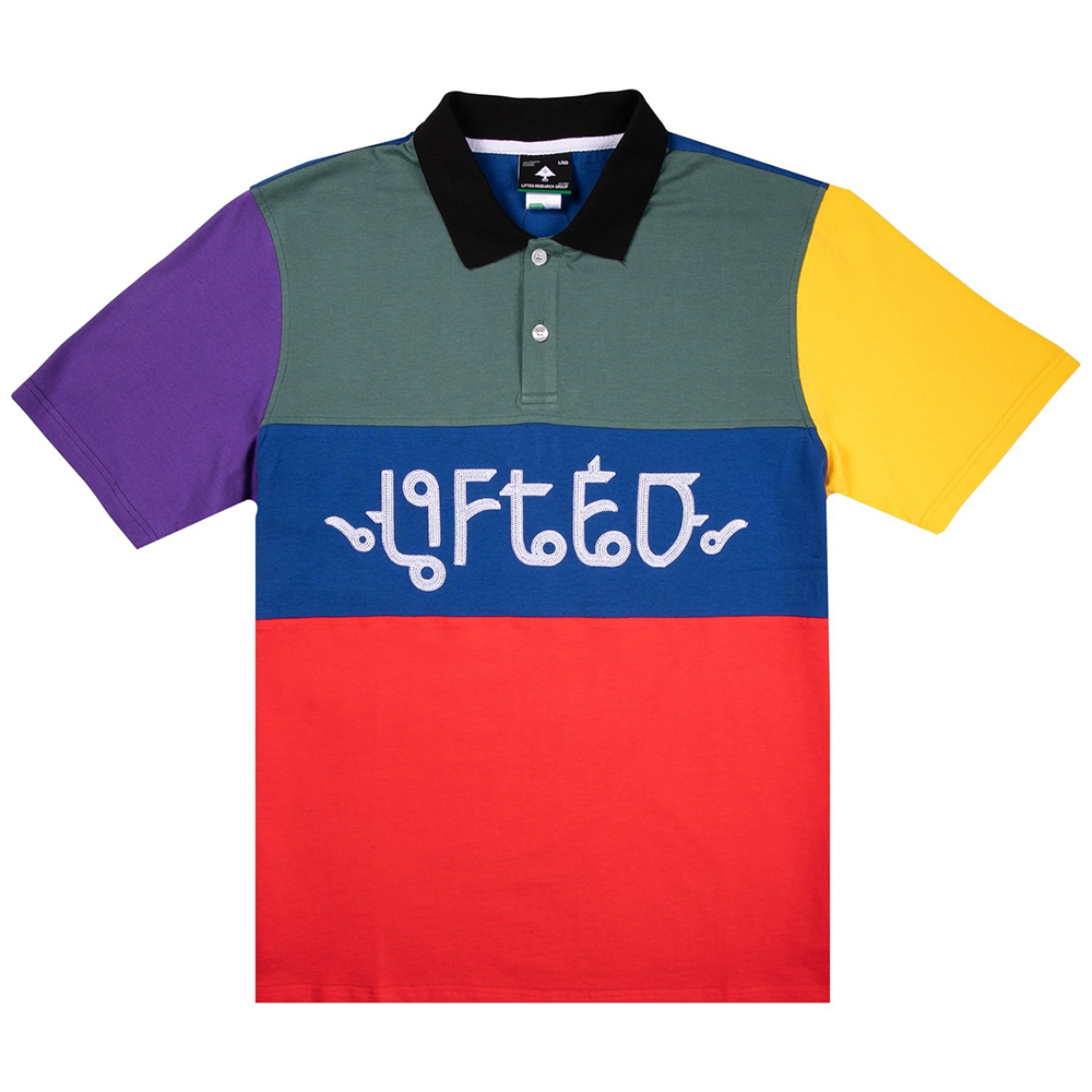 SANSKRIT POLO / MULTI