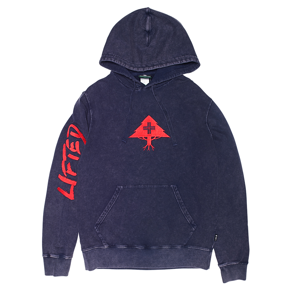 THE FRESHEST TREE HOODIE / NAVY BLAZER