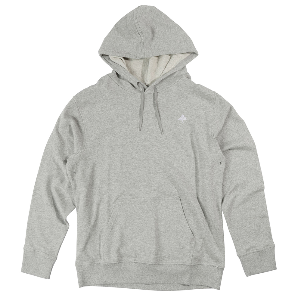"RESEARCH PULLOVER HOODIE ""GREY"""