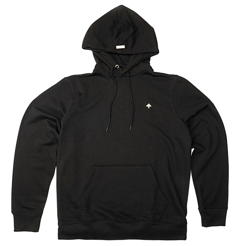 "NOTHING BUT GOLD HOODIE ""BLACK"""