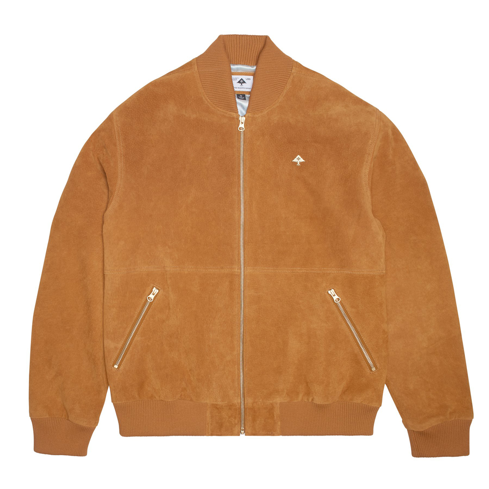 ANIMAL PLANET BOMBER JACKET / CATHAY SPICE
