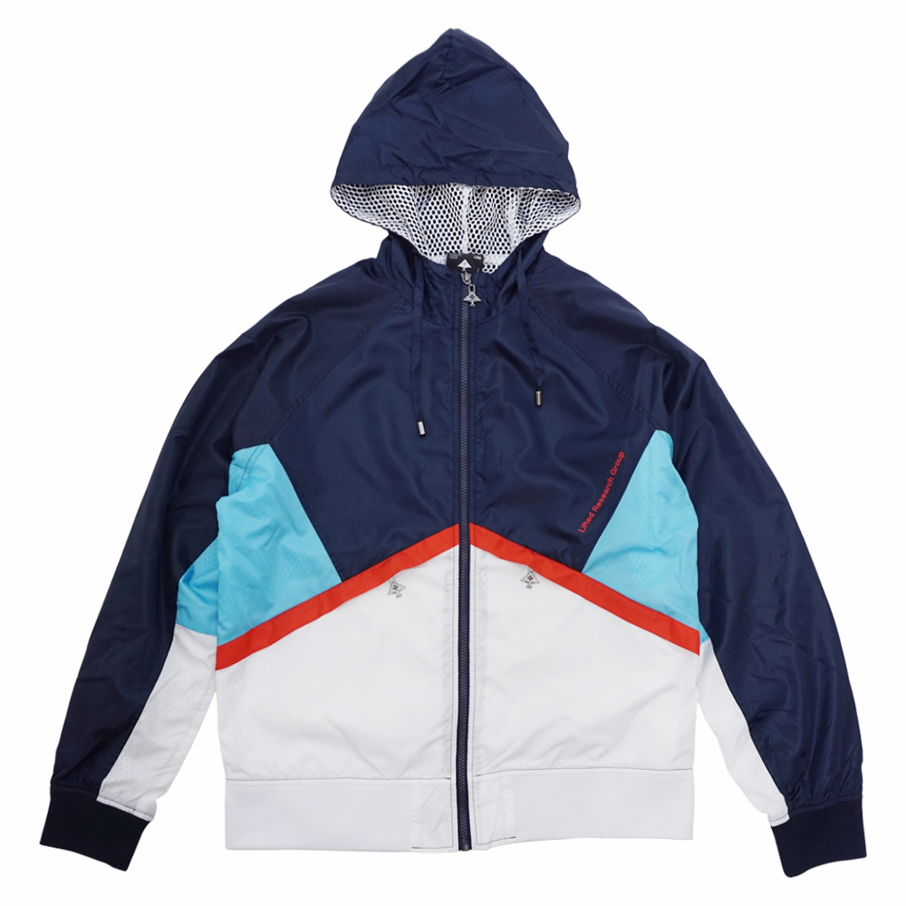 DROP SHOT JACKET JACKET / NAVY