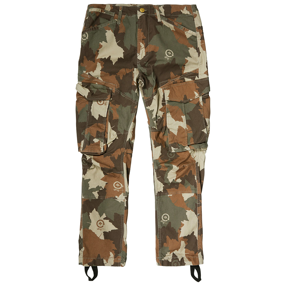 RECRUIT CARGO PANT / NATURAL LEAF CAMO