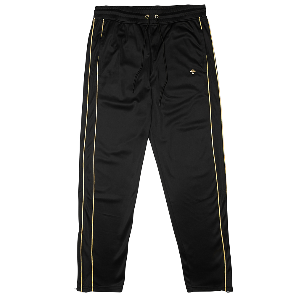 BE GOLD TRACKPANT / BLACK