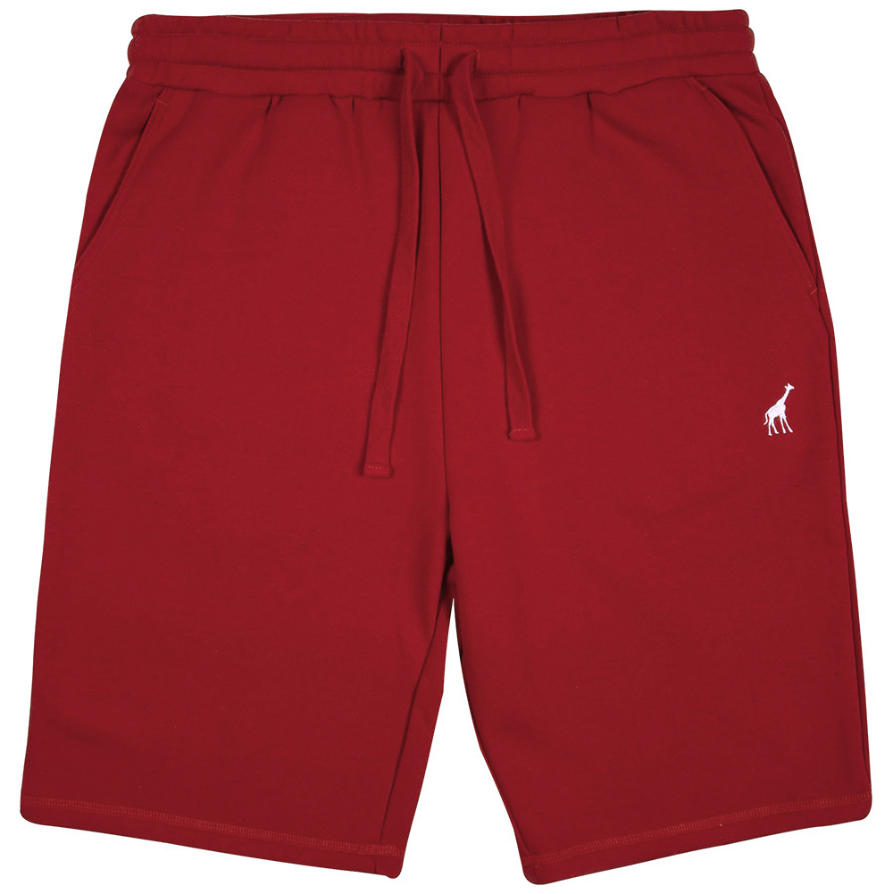 47 SWEATSHORT / RED