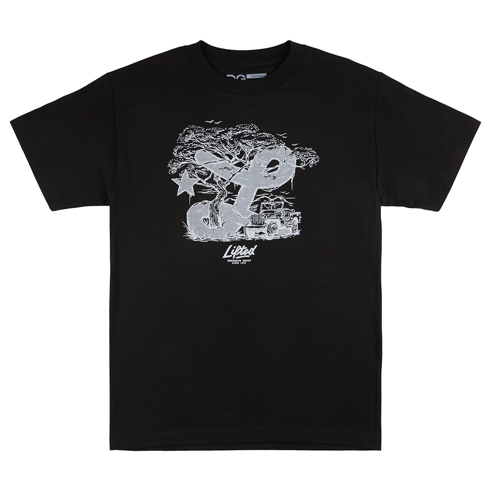 SAFARI EXPEDITION TEE / BLACK