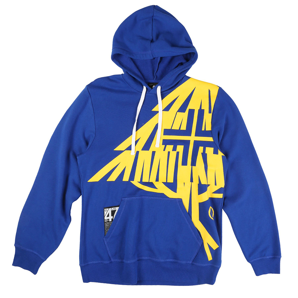 "NATURAL ROOTS HOODIE ""ROYAL BLUE"""