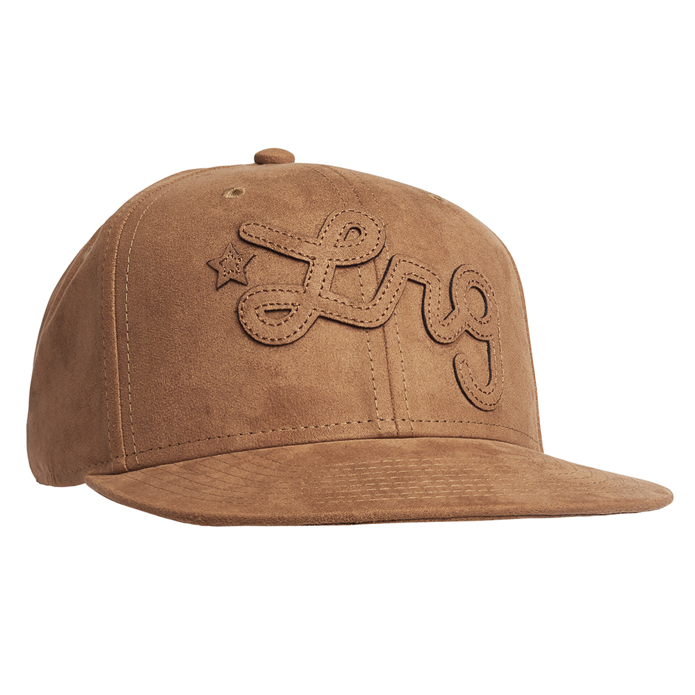 FAUX SURE STRAPBACK HAT / CATHAY SPICE