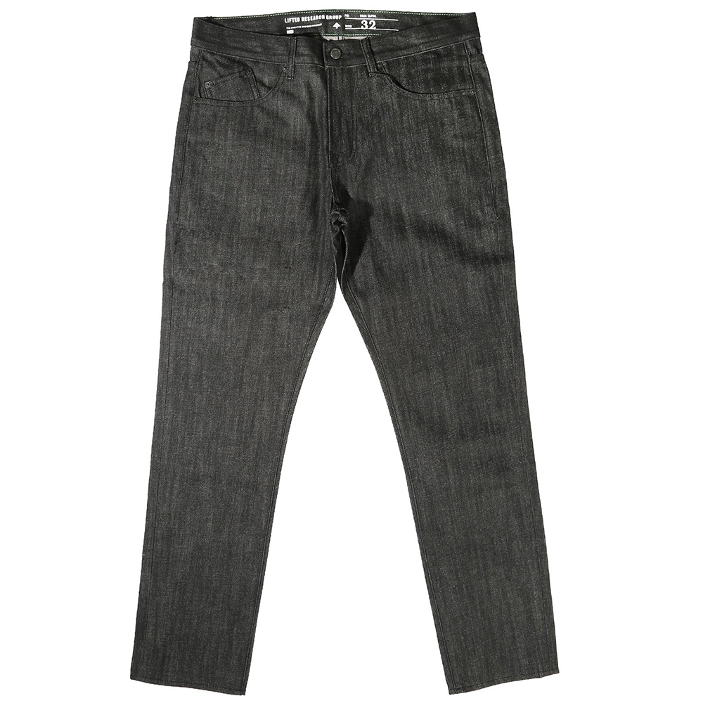 "RC TRUE TAPERED DENIM JEAN ""BLACK"""