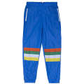 FOUR STRIPE TRACK PANT / BLUE