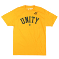 "UNITY SPORT TEE ""GOLD"""