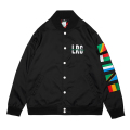 "UNITED NATIONS BOMBER JACKET ""BLACK"""