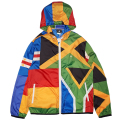 "UNITED NATIONS WINDBREAKER ""MULTI"""