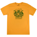 LRG BIRD WATCHERS TEE / YELLOW