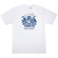 LRG BIRD WATCHERS TEE / WHITE