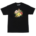 "HULA GIRL TEE ""BLACK"""