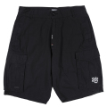 20 YEAR CARGO SHORT / BLACK