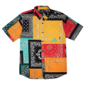 STRICTLY ROOTS SHORT SLEEVE WOVEN / MULTI