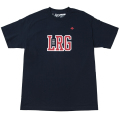 LIFTED UNIVERSITY TEE / NAVY