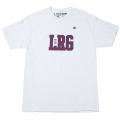 LIFTED UNIVERSITY TEE / WHITE