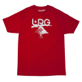 LR-GASSI TEE / RED