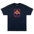 ILLUSION ABUSE TEE / NAVY