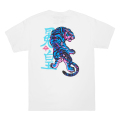 LIFTED TIGER TEE / WHITE