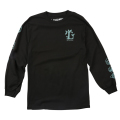 "COMMON GROUND LS TEE ""BLACK"""