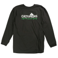"CULTIVATORS LS TEE ""BLACK"""