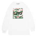 NATURAL TACTICS CAMO L/S TEE / WHITE