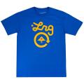 CYCLE LOGO TEE / ROYAL BLUE