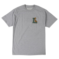 """THROUGHBRED TEE """"ATHLETIC HEATHER"""""""