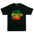 "LION ROOTS TEE ""BLACK"""