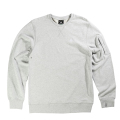 "RC CREWNECK ""ATHLETIC GREY HEATHER"""