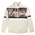 "DESERT TRACK JACKET ""BONE WHITE"""