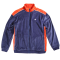 "PAYBACK VELOUR TRACK JACKET ""PATRIOT BLUE"""