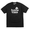 """HUSTLE TREES TEE """"BLACK"""""""