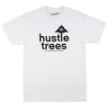 """HUSTLE TREES TEE """"WHITE"""""""