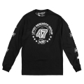 "LIFTED 47 LS TEE ""BLACK"""