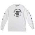 "LIFTED 47 LS TEE ""WHITE"""