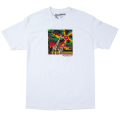 MOTHERLAND CYCLE TEE / WHITE